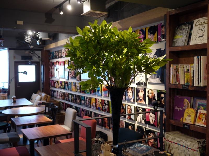 今週のWORLD BOOK CAFEさんは「オオバハゼ」。2019/06/22。_b0171193_20311960.jpg
