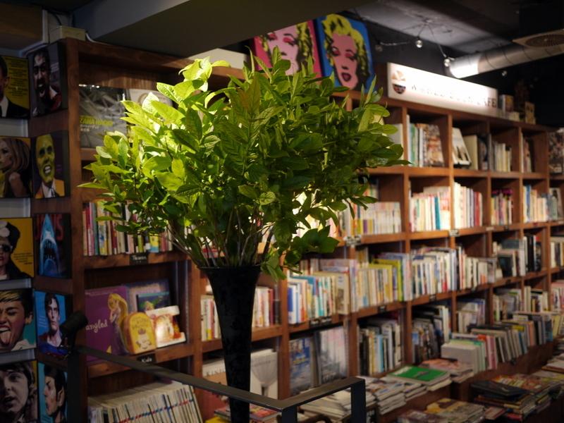 今週のWORLD BOOK CAFEさんは「オオバハゼ」。2019/06/22。_b0171193_20312570.jpg