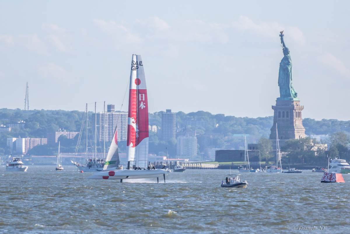 Sail GP NYC 2019 _a0274805_23302562.jpg