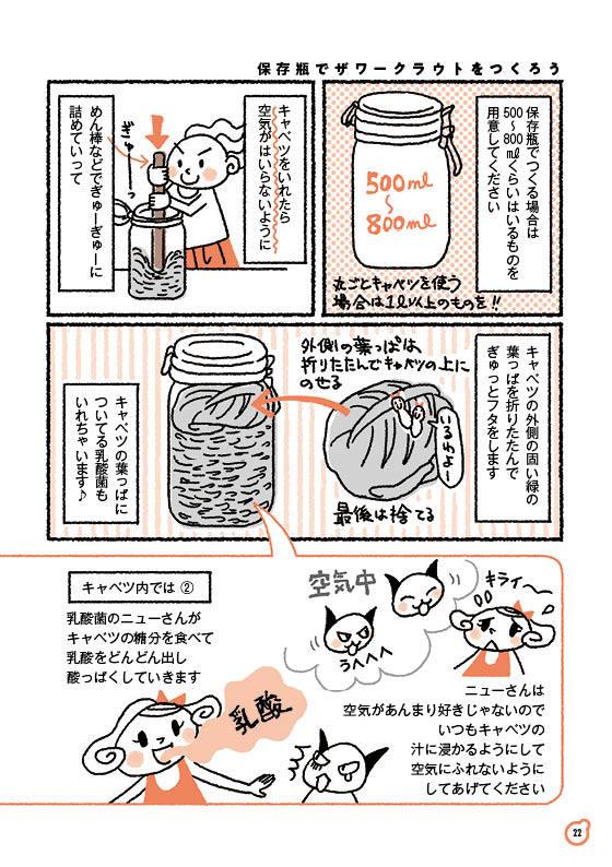 【ゆる菌活 4】ザワークラウト(前編)_c0216405_10042234.jpg