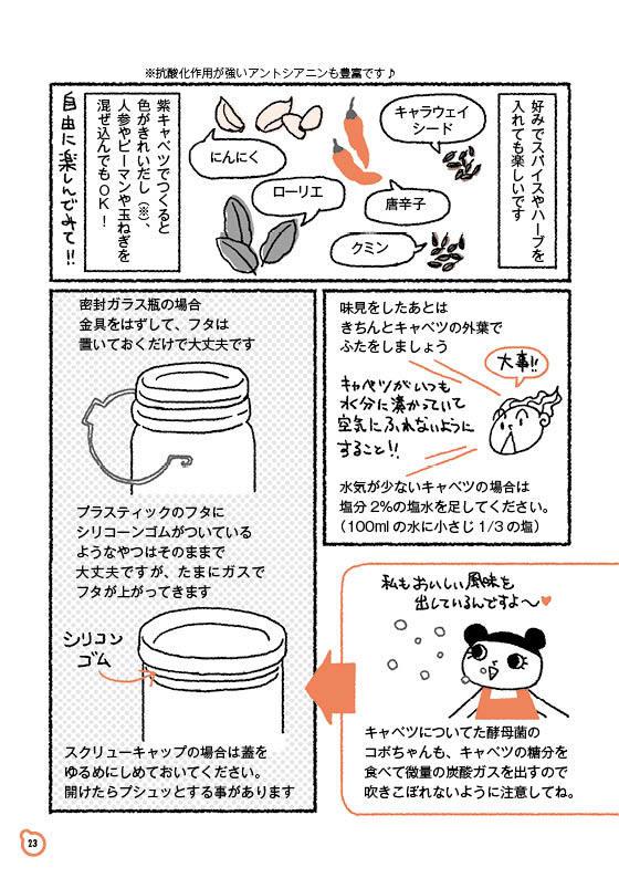 【ゆる菌活 4】ザワークラウト(前編)_c0216405_10042280.jpg
