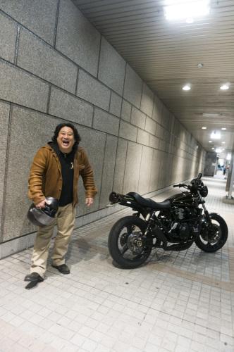 鈴木 義章 & kawasaki 900SUPERFOUR(2018.12.16/TOKYO)_f0203027_13181352.jpg