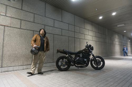鈴木 義章 & kawasaki 900SUPERFOUR(2018.12.16/TOKYO)_f0203027_13183420.jpg