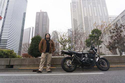 鈴木 義章 & kawasaki 900SUPERFOUR(2018.12.16/TOKYO)_f0203027_13185804.jpg