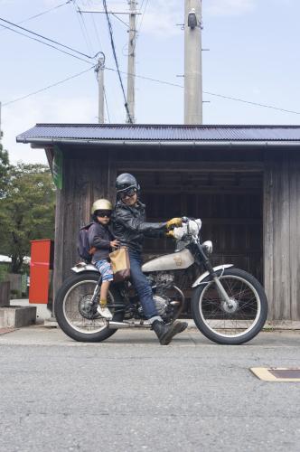 伊藤 拓 & HONDA IHATOVO125(2018.10.15/KYOTO)_f0203027_14490855.jpg