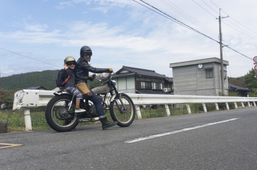 伊藤 拓 & HONDA IHATOVO125(2018.10.15/KYOTO)_f0203027_14493309.jpg