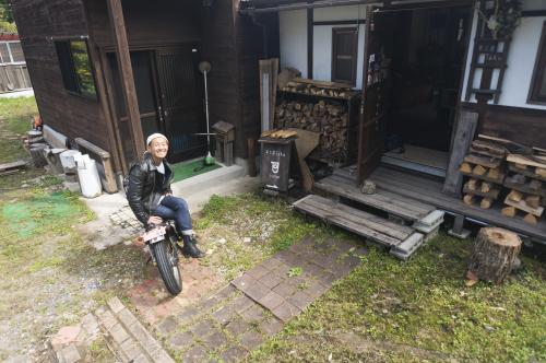 伊藤 拓 & HONDA IHATOVO125(2018.10.15/KYOTO)_f0203027_14504270.jpg
