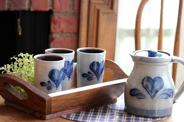Rowe Pottery のタンプラー、見つけました♪_f0161543_1129046.jpg