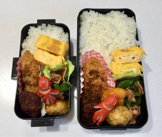 自分が作ったお弁当でも楽しみに☆_f0183846_07065067.jpg