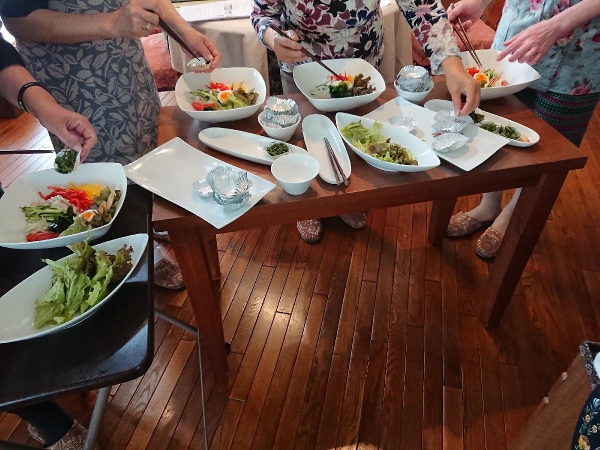 「優しい時間」6月の料理教室が終了致しました✨_f0323446_20035373.jpg