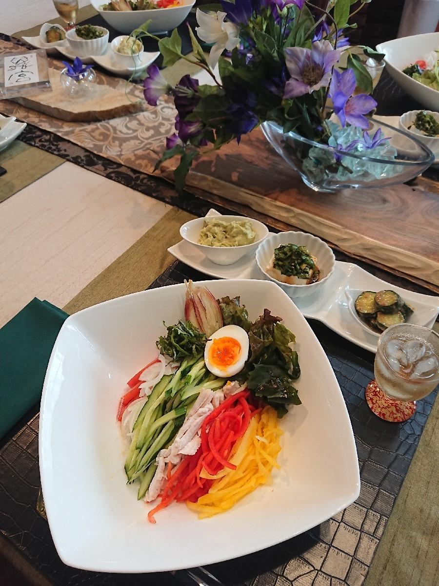 「優しい時間」6月の料理教室が終了致しました✨_f0323446_20044252.jpg