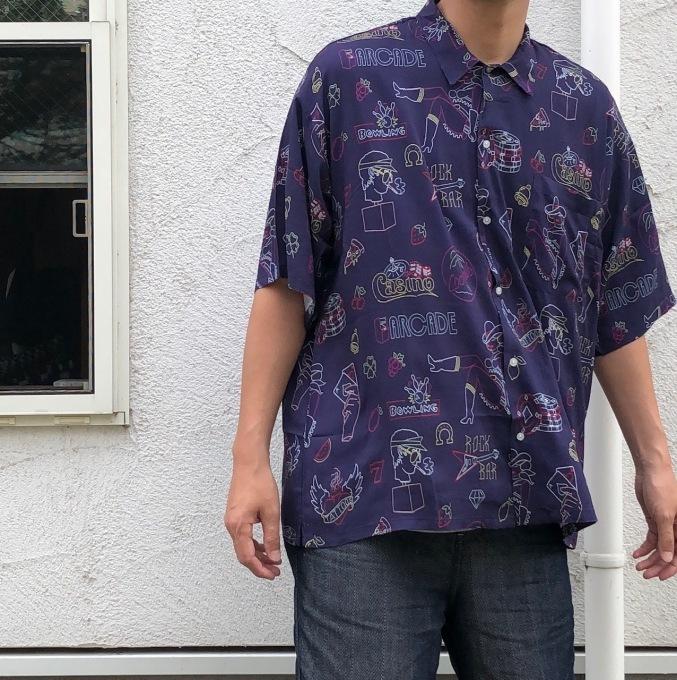 Boardies (ボーディーズ) プリントシャツ_d0334060_15005329.jpg