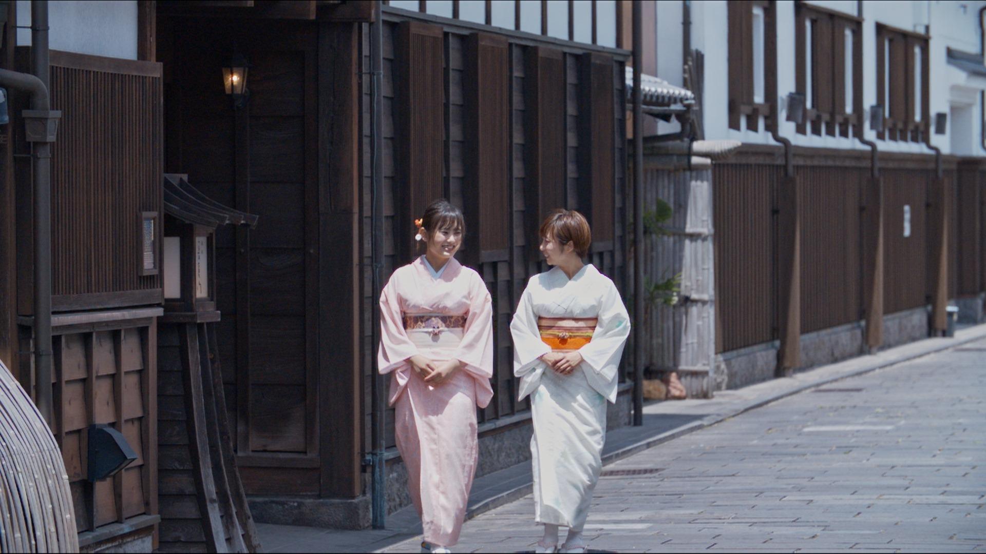 臼杵城下 夏着物で撮影_d0230676_14284517.jpg