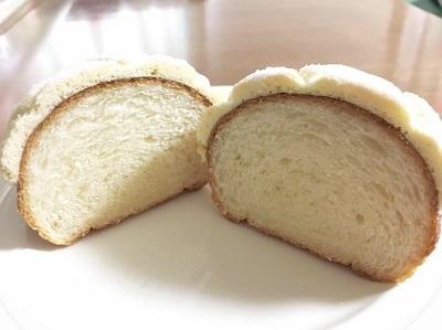 おうち乃が美の生食パンとバターロールでサクサクなメロンパン_f0231189_22055680.jpg