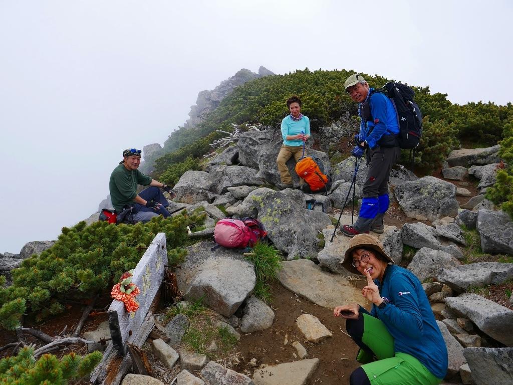 富良野岳、三峰山と上富良野岳、2019.6.24ー速報版ー_f0138096_23010862.jpg