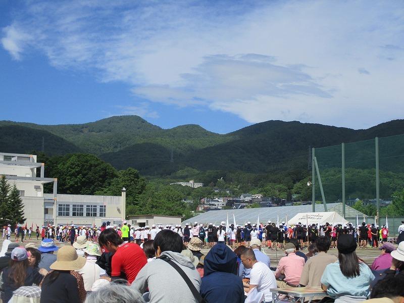 6月25日(火)・・・運動会・焼肉・滝野すずらん公園_f0202703_23130069.jpg