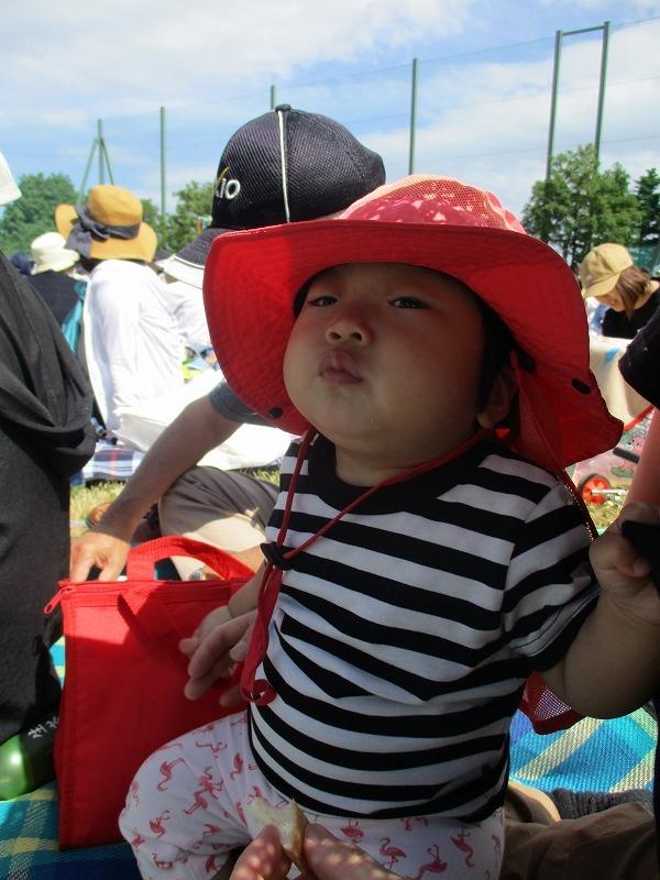 6月25日(火)・・・運動会・焼肉・滝野すずらん公園_f0202703_23141195.jpg