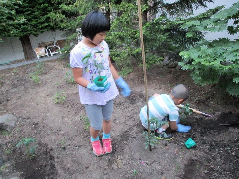 6月25日(火)・・・運動会・焼肉・滝野すずらん公園_f0202703_23155772.jpg
