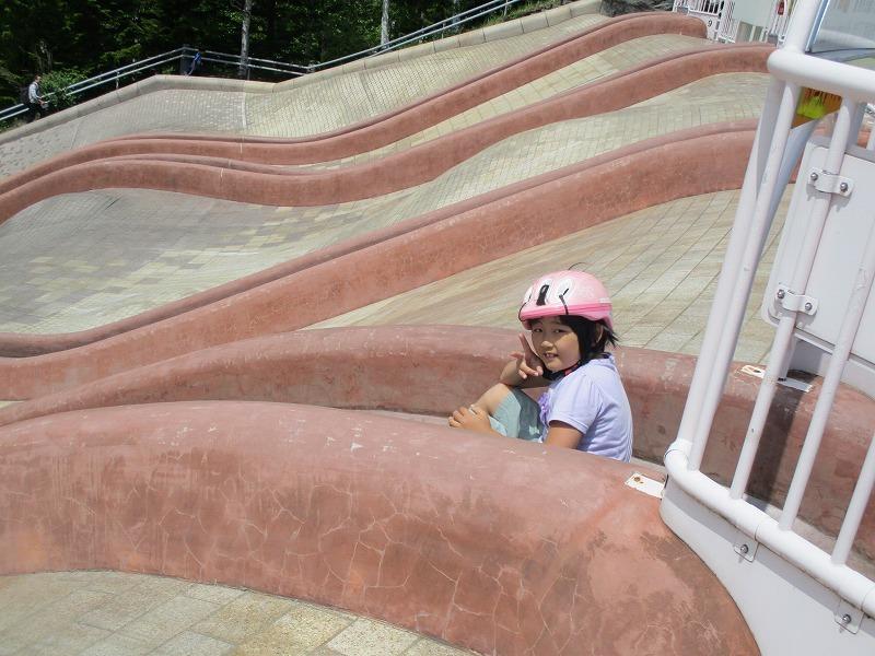 6月25日(火)・・・運動会・焼肉・滝野すずらん公園_f0202703_23291841.jpg