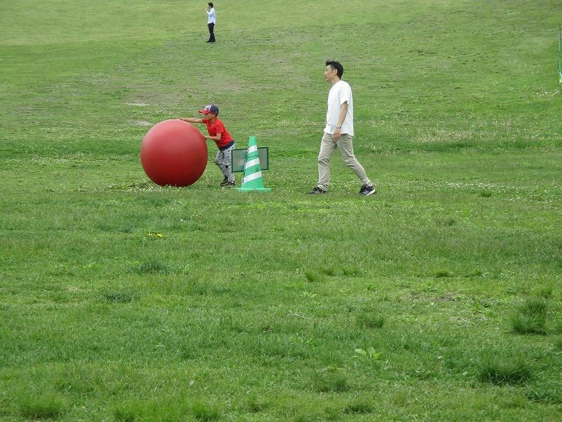6月25日(火)・・・運動会・焼肉・滝野すずらん公園_f0202703_23331005.jpg