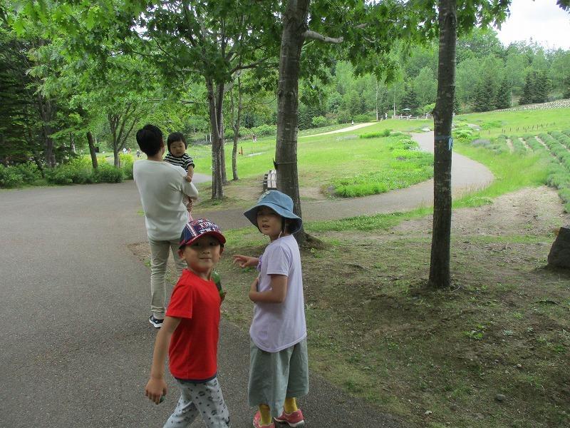 6月25日(火)・・・運動会・焼肉・滝野すずらん公園_f0202703_23345096.jpg