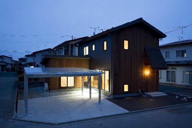 桜台の家 完成写真③_f0105112_04250565.jpg
