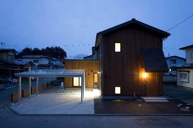 桜台の家 完成写真③_f0105112_04250617.jpg