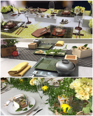 NPO法人食空間コーディネート協会主催テーブル展_d0049817_22230556.jpg