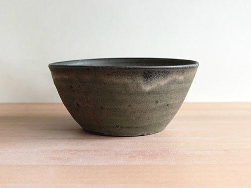 広川絵麻さんの5寸、6寸の鉢。_a0026127_16250328.jpg