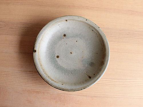 広川絵麻さんの5寸リム皿。_a0026127_19502617.jpg