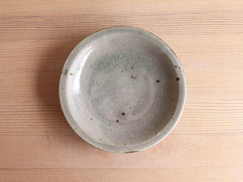広川絵麻さんの5寸リム皿。_a0026127_19504287.jpg