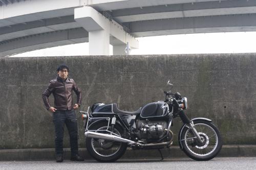 笹木 竜也 & BMW R75/6 \'75(2018.12.02/TOKYO)_f0203027_14130204.jpg