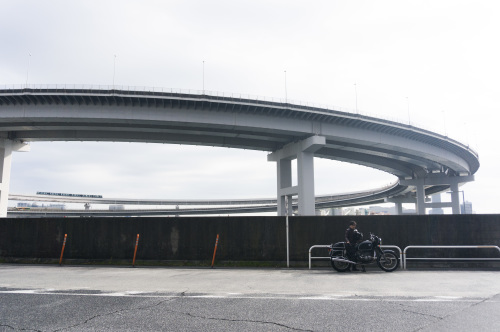 笹木 竜也 & BMW R75/6 \'75(2018.12.02/TOKYO)_f0203027_14133907.jpg