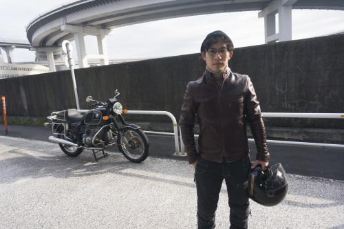 笹木 竜也 & BMW R75/6 \'75(2018.12.02/TOKYO)_f0203027_14134856.jpg
