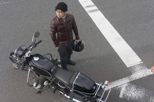 笹木 竜也 & BMW R75/6 \'75(2018.12.02/TOKYO)_f0203027_14141219.jpg