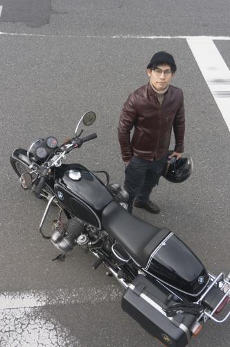笹木 竜也 & BMW R75/6 \'75(2018.12.02/TOKYO)_f0203027_14141936.jpg
