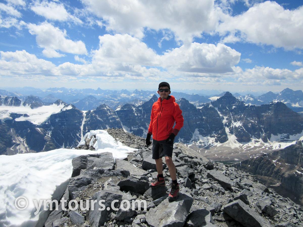 現地ガイドお勧め。カナディアンロッキーで登るべき山 トップ10 [目指せ登頂!]_d0112928_05274741.jpg