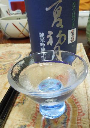 ブリアラ煮こごり、砂肝生姜煮、と夏初月♪_f0101128_11150287.jpg