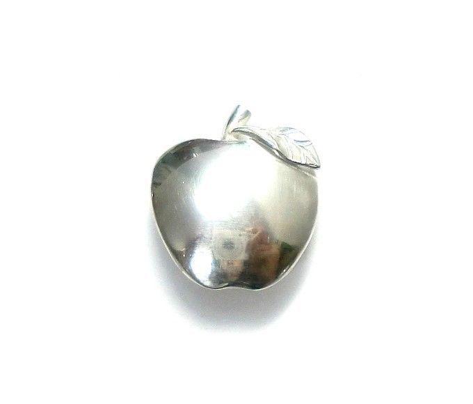 リンゴのシルバー帯留め_b0364938_12155721.jpg