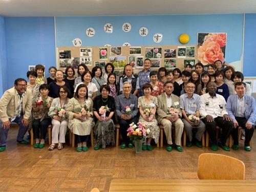 2019年度 駒場バラ会総会・懇親会_a0094959_02143682.jpg