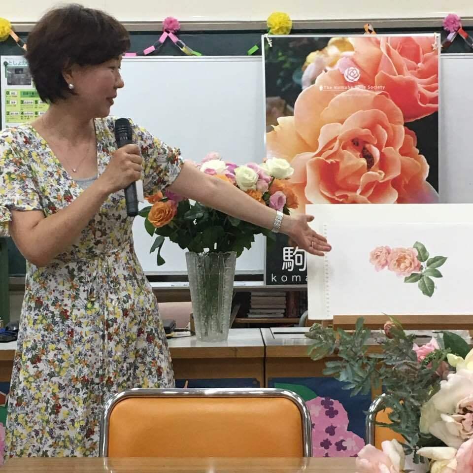 2019年度 駒場バラ会総会・懇親会_a0094959_02185086.jpg