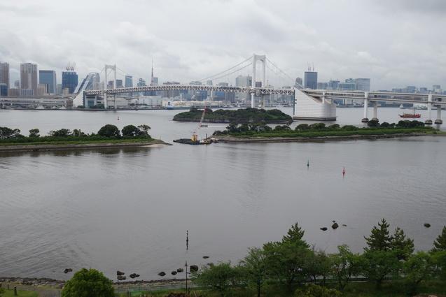 タイムセールで取った「ヒルトン東京お台場」 (1)_b0405262_1930597.jpg
