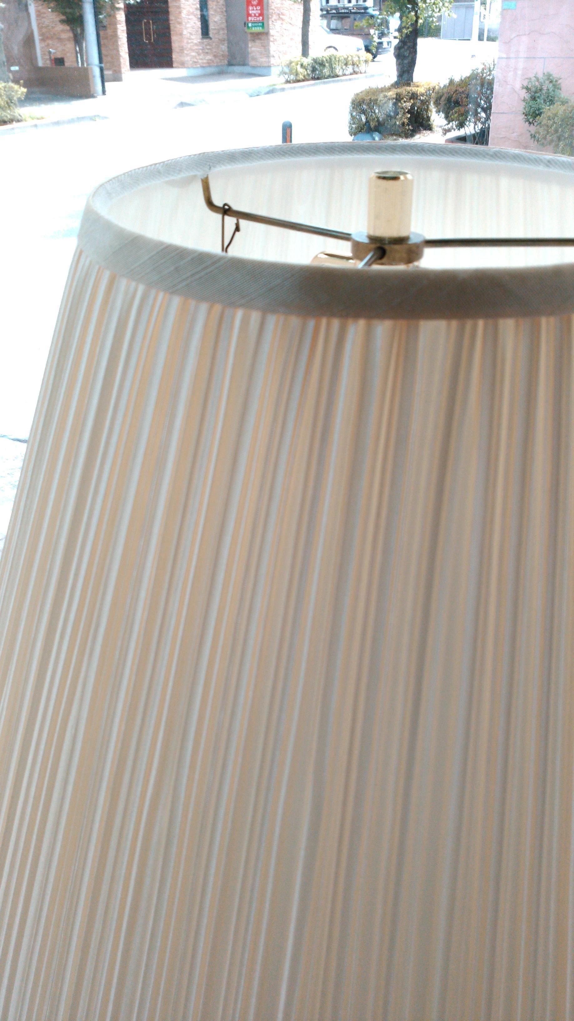 ランプシェード 修理 ウィリアムモリス正規販売店のブライト_c0157866_12091644.jpg