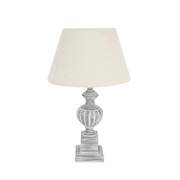 フレンチシャビーでセンスの良いテーブルランプ~❤_f0029571_22335383.jpg