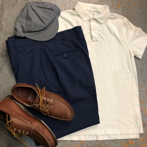 ◇ J.CREW S/S Polo Shirts ◇_c0059778_20113863.jpg