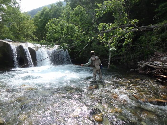 未知の溪を探釣する。_c0197578_23143355.jpg