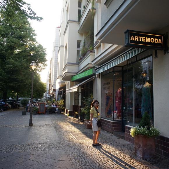 夏らしいベルリン、楽しまなきゃ!_c0180686_15204536.jpg