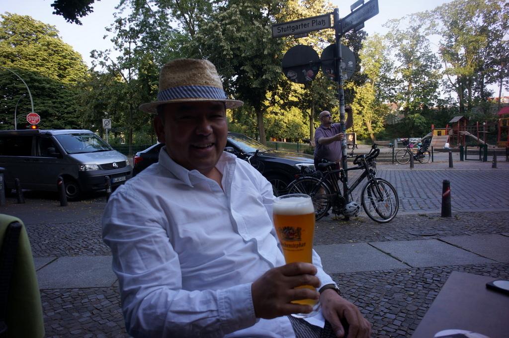 夏らしいベルリン、楽しまなきゃ!_c0180686_15212699.jpg