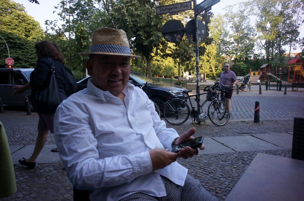 夏らしいベルリン、楽しまなきゃ!_c0180686_15213573.jpg