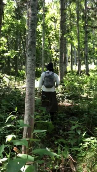 新提案「シノギング」という山遊び_d0198793_12430978.jpg